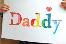 Father's Day crafts for kids / Father's Day DIY gifts, photo ideas, cards & crafts for kids.