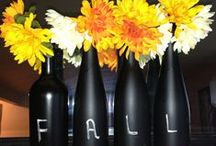 Holiday Wine Ideas / What Wine to give and fun Holiday projects