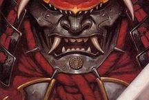 Samurai X Shinobi