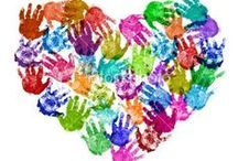 Hand & foot print crafts for kids / Easy hand print & foot print craft ideas for kids