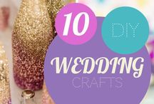 DIY wedding crafts that kids can help with