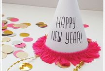 New Year's Eve for kids / Fun ideas for kids on New Years Eve!