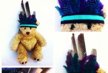 Nonno Bear / Crafts for a very special build a bear called Nonno!