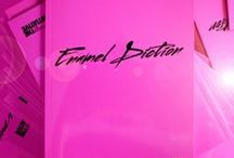 Enamel Diction The Book
