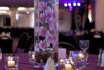 Center Pieces, Flowers, and much more! / Everyone loves something handmade.  Check out these center pieces, gifts, and other nifty things for your wedding!