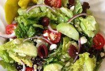 Recipes with olive oil / Recipes with olive oil