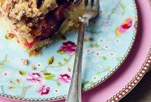 Recetas dulces / Recetas de postres, biscochos, tortas y otras delicatesen
