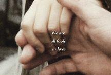 Period Drama / We are all fools in Love.