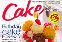 August 2015 Cake Craft & Decoration / A preview of August 2015 issue available to buy at www.cake-craft.com