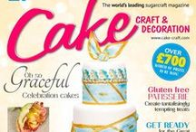 September 2015 Cake Craft & Decoration / Purchase September 2015 issue at www.cake-craft.com