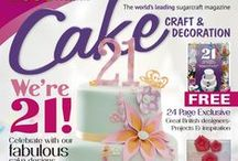 April 2015 Cake Craft & Decoration / A preview of April 2015 issue available to buy at www.cake-craft.com