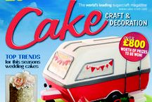 June 2015 Cake Craft & Decoration / A preview of June 2015 issue available to buy at www.cake-craft.com