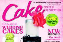 July 2015 Cake Craft & Decoration / A preview of July 2015 issue available to buy at www.cake-craft.com
