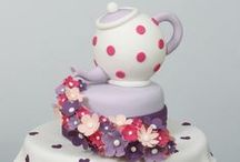 Vintage Cakes / Vintage cakes that have featured in issues of Cake Craft & Decoration
