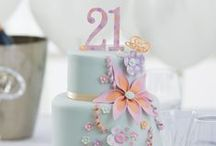 Birthday Cakes / Birthday cakes that have featured in issues of Cake Craft & Decoration