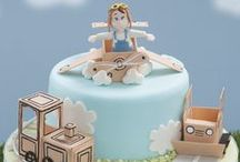 Children's Cakes / Children's cakes that have featured in Cake Craft & Decoration