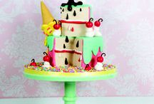 Food Cakes / Cakes that look like food that have featured in Cake Craft & Decoration