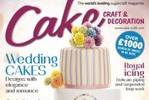 October 2015 Cake Craft & Decoration / Purchase October 2015 issue at www.cake-craft.com