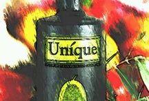 Pop Art Unique Olive Oil / olive oil pop art