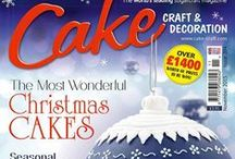 November 2015 Cake Craft & Decoration / November 2015 issue available to buy at www.cake-craft.com