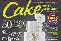 January 2016 Cake Craft & Decoration / January 2016 issue available to buy at www.cake-craft.com