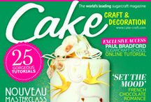 February 2016 Cake Craft & Decoration / February 2016 is available to buy from www.cake-craft.com