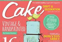 March 2016 Cake Craft & Decoration / March 2016 issue is available to buy from www.cake-craft.com