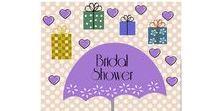 Free Printable Bridal Shower Invitations { Templates } / Free printable bridal shower invitations ( Templates ) for different bridal shower party themes.