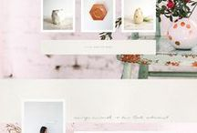 Inspiration: Rustic Luxe / rustic, luxe, relaxed glamour