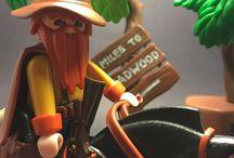 playmobil sets / Playmobil western