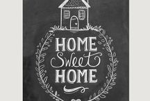 Home Sweet Home / My favorite interiors