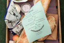 I ♡ Picnic Weddings / The ultimate DIY rustic picnic wedding board.  My dream wedding :)  #picnic #wedding #budget