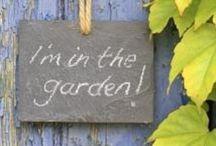 All for the garden