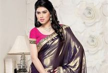 Amazing Designer Indian Paty Wear Sarees