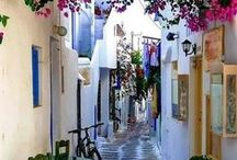 Paros Island Greece / Photos of Paros, Greek Islands - for travellers & residents.