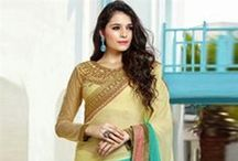 Impressive Party Wear sarees Collection