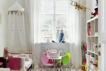 Kid's bedrooms