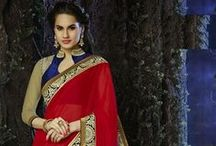 Charming Bollywood Designer Sarees