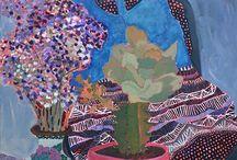 Pattern in Paintings