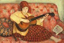 Musicians in Art
