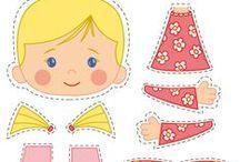 Chloe's Toverkast: knutseltips / Fijne Chloe-knutsels. Veel plezier :)  #printables #uitprinten #knutseltips #knutselen #printen