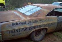 Classic Race Cars & Tributes