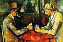 Cezanne / Paintings by Paul Cezanne