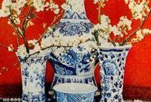 Ming Vases / for art lesson