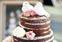 I ♡ Naked Cakes / Fondant free cakes for weddings and parties.