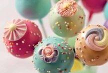 Cake Pop Inspiration / Cake pop decorating ideas!