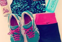 Track clothes