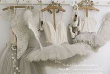 Romantic Tulle / by Patricia Main