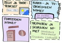 School stuff for writing excetera / by Tiinahelena Mikkola