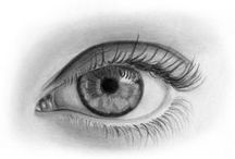 Pencil Drawing Tutorials / These are pencil drawing tutorials that I offer in my online drawing class. These classes are offered through 13 Community Ontario Colleges.